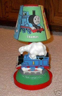 Thomas The Tank Engine Lamp