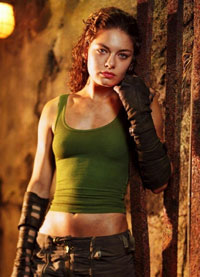 Alexa Davalos from Chroinicles of Riddick