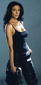 Claudia Black FarScape