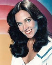 Erin Gray - Col Wilma Deering in Buck Rogers