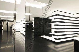 photo de design, architecture, Eddy Slimane de la boutique Dior Homme à Hong Kong par Kristen Pelou