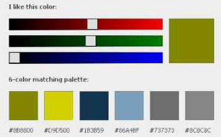 Kim's Colormatch5k