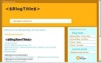 Pumpkin Blogsite