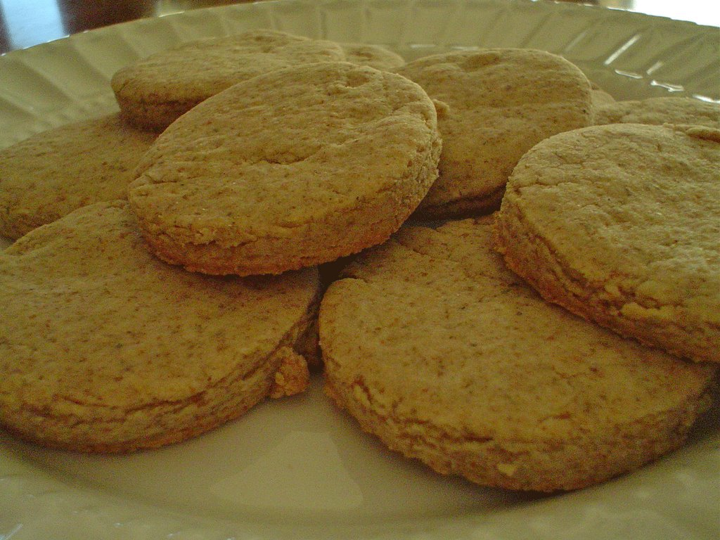 The Dawktor Is Out!: Low Oxalate Recipe: Swedish Rye Cookies
