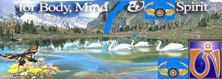 Cuerpo, Mente y Espiritu son los elementos con que cuenta la luz que es nuestra escencia verdadera