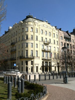 US Embassy Budapest Hungary