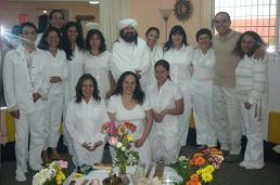 Algunos INICIADOS en la ciudad de Mexico entre los que se destacan Iniciados de Costa Rica