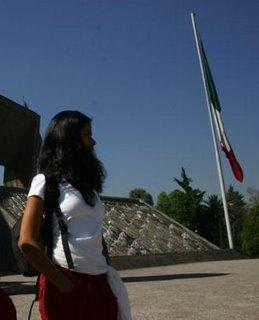 Saro en el Auditorio de la ciudad de Mexico