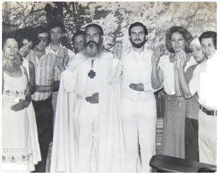 El Maestro Domingo Dias Porta y Al Zahir GG:: a sus 20 años.