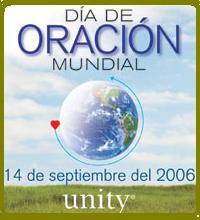 Dia de Oracion Mundial.