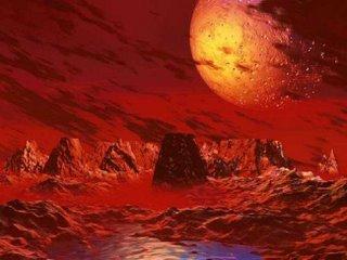 Marte, Regente del Fuego