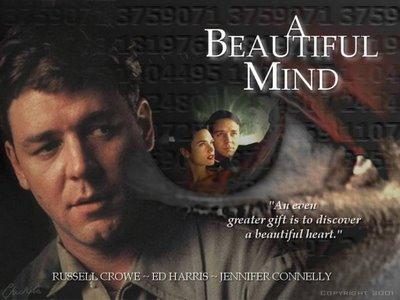 A beautiful mind ( Una mente brillante)
