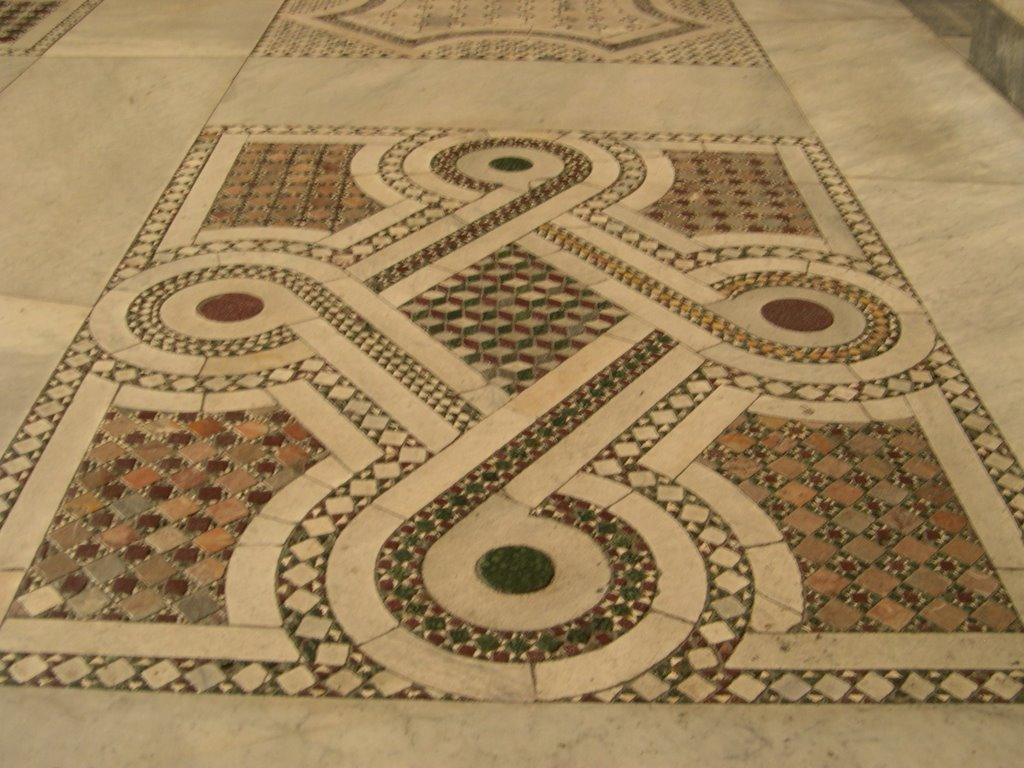 Roman Floor Tiles Rebellions
