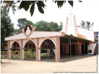 SACRED HEART CHURCH MANATTUPARAMBU NAYARAMBALAM