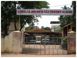 Lobelia English Medium School Nayarambalam