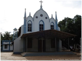 St. GEORGE CHURCH WADEL NAYARAMBALAM