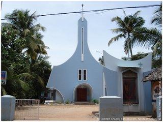 St. Joseph's Church Sanjopuram Nayarambalam