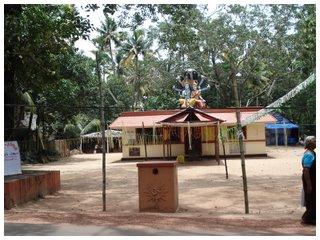 MAHAVISHNU TEMPLE NAYARAMBALAM