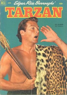 Tarzan #33, Dell Comics