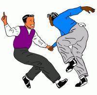 Dansende heren