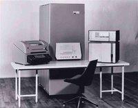 De PDP-4, een van de inspiratiebronnen voor MIX
