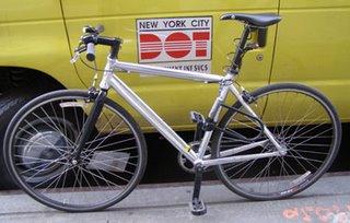 Russo's bike