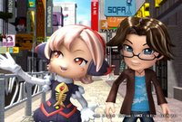 Saki y Keiichiro