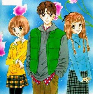 Arimi, Ginta y Meiko