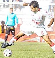 Huracán Unión (Santa Fe): Claudio Marini