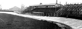 Viejo estadio de Huracán, Buenos Aires (1924-1942)