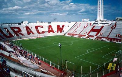 Palacio Tomás A. Ducó: estadio de Huracán