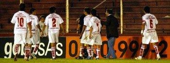 Huracán Tigre: jugadores