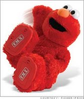 Tickle Me Elmo T.M.X.