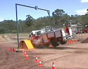 TruckStopper Test 1