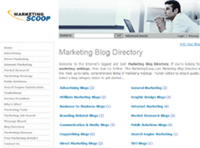 What are the advantages to having your site listed Blog Directories... Should yous Submit?