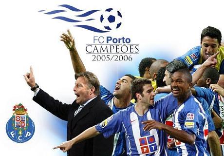 F. C. Porto Campeão 2005/06