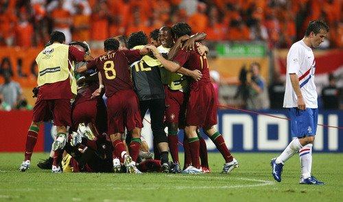 Portugal 1 - Netherlands 0