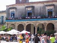 Katedral Meydanı-Havana