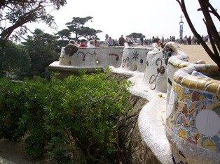 Parc Güell - Gaudi