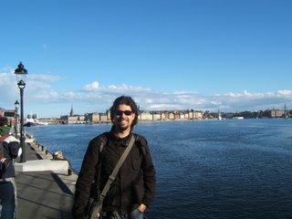 El Agoran hoy, en Estocolmo