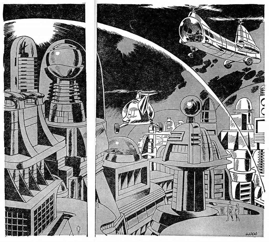 depiction of utopi in brave new world