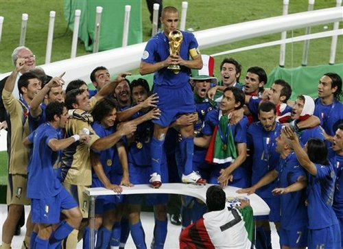 Kilas Balik Piala Dunia 2006 Jerman