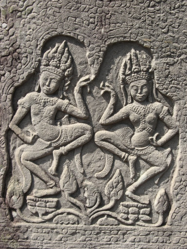 Around the world cambodia siem reap and temples of