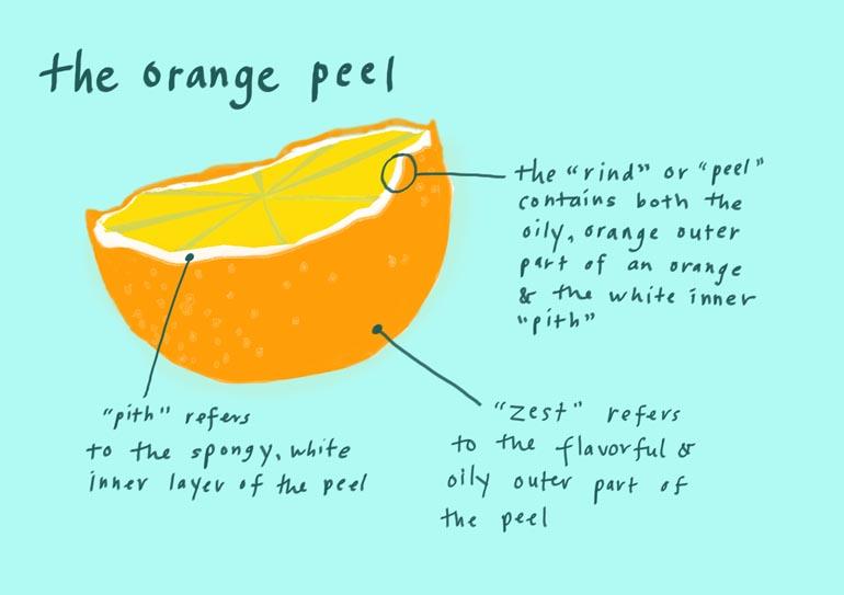 I Am Hope God And Orange Peel Anatomy