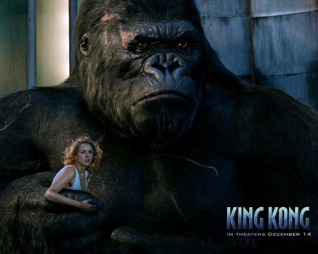 Sorry, that King kong having sex