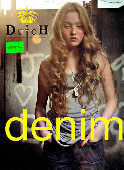 Dutch Fashion Magazines Fashion Magazines in The