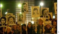 Uruguay march for those who disappeared