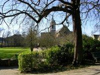 Parc du Thabor, Rennes, France