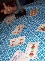 Uruguay truco cards