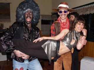 Nostalgia party Uruguay